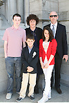 Shane Kavanagh and family at the Scoil Aonghusa Communion in St.Peters Church...Photo NEWSFILE/Jenny Matthews.(Photo credit should read Jenny Matthews/NEWSFILE)....This Picture has been sent you under the condtions enclosed by:.Newsfile Ltd..The Studio,.Millmount Abbey,.Drogheda,.Co Meath..Ireland..Tel: +353(0)41-9871240.Fax: +353(0)41-9871260.GSM: +353(0)86-2500958.email: pictures@newsfile.ie.www.newsfile.ie.FTP: 193.120.102.198.