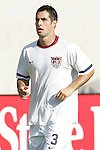 21 June 2007:  United States defender Carlos Bocanegra. The United States Men's National Team defeated the national team of Canada 2-1 in a CONCACAF Gold Cup Semifinal match at Soldier Field in Chicago, Illinois.