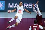 24th World Handball Championship, finals, Qatar - France