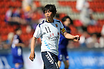 Megumi Takase (INAC),<br /> JUNE 15, 2014 - Football / Soccer : 2014 Nadeshiko League, between AS ELFEN SAITAMA 1-3 INAC KOBE LEONESSA at NACK 5 Stadium Omiya, Saitama, Japan. (Photo by Jun Tsukida/AFLO SPORT)