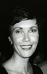 Nancy Friday at the Underground on September 22, 1981 in New York City.