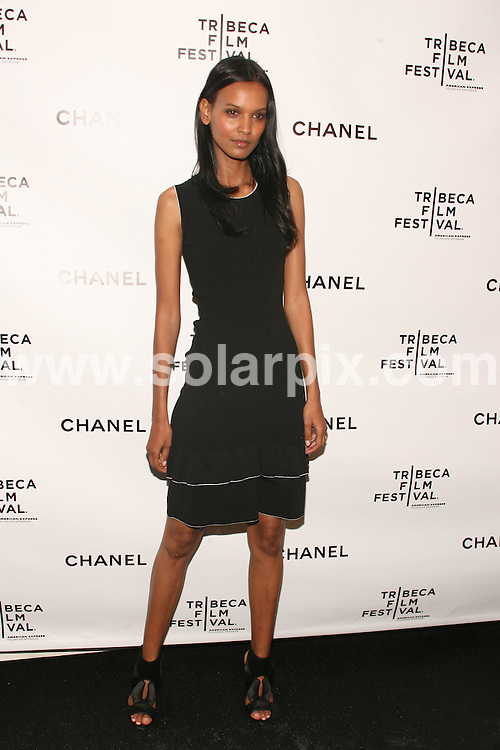 **ALL ROUND PICTURES FROM SOLARPIX.COM**.**SYNDICATION RIGHTS FOR UK, SPAIN, PORTUGAL, AUSTRALIA, S.AFRICA & DUBAI (U.A.E) ONLY**.arrivals for the  3rd Annual Chanel Dinner Party Honoring the Tribeca Film Festival Artist Program held at the  AGO at the Greenwich Hotel / New York City, NY, USA. 28th April 2008 ..This pic: Liya Kebede..JOB REF: 6279 PHZ/Sylvain Gaboury.DATE: 28_04_2008.**MUST CREDIT SOLARPIX.COM OR DOUBLE FEE WILL BE CHARGED* *UNDER NO CIRCUMSTANCES IS THIS IMAGE TO BE REPRODUCED FOR ANY ONLINE EDITION WITHOUT PRIOR PERMISSION*