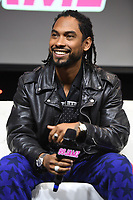 HOLLYWOOD, FL - NOVEMBER 13: Miguel attends Jamz Live at radio station 99 Jamz on November 13, 2017 in Hollywood, Florida. <br /> CAP/MPI04<br /> &copy;MPI04/Capital Pictures