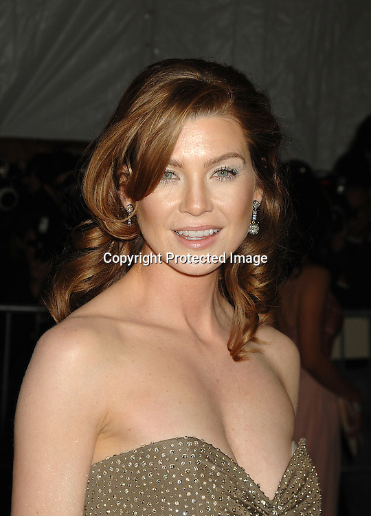 Ellen Pompeo..arriving at The Metropolitan Museum of Art's Costume Institute Gala on May 7, 2007 in New York City. The Gala celebrates the exhibition: Poiret: King of Fashion..Robin Platzer, Twin Images......212-935-0770
