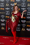 Pilar Ordonez attends to 33rd Goya Awards at Fibes - Conference and Exhibition  in Seville, Spain. February 02, 2019. (ALTERPHOTOS/A. Perez Meca)