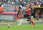 Atlético Nacional se quedó con el clásico antioqueño. Con anotaciones de Pablo Velásquez, Alejandro Guerra y Jéfferson Duque, el equipo de Juan Carlos Osorio se impuso 3 - 1 a Independiente Medellín en el Atanasio Girardot por la fecha 10 del Apertura 2014.