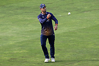 Essex skipper Ryan ten Doeschate during Glamorgan vs Essex Eagles, Vitality Blast T20 Cricket at the Sophia Gardens Cardiff on 7th August 2018