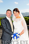 Laura Dineen, Causeway, daughter of Joe and Margaret Dineen, and Thomas Donegan, Causeway, son of Jimmy and Bridie Donegan were married in St. John's Church Causeway by Fr. Brendan Walsh on Saturday 26th September 2015 with a reception at Ballyroe Heights Hotel