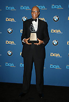 BEVERLY HILLS, CA - FEBRUARY 3: Dwight Williams in the press room at the 70th Annual DGA Awards at The Beverly Hilton Hotel in Beverly Hills, California on February 3, 2018. <br /> CAP/MPI/FS<br /> &copy;FS/MPI/Capital Pictures