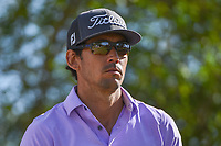 Rafael Cabrera Bello (ESP) looks over his tee shot on 12  during round 1 of the World Golf Championships, Dell Match Play, Austin Country Club, Austin, Texas. 3/21/2018.<br /> Picture: Golffile | Ken Murray<br /> <br /> <br /> All photo usage must carry mandatory copyright credit (&copy; Golffile | Ken Murray)