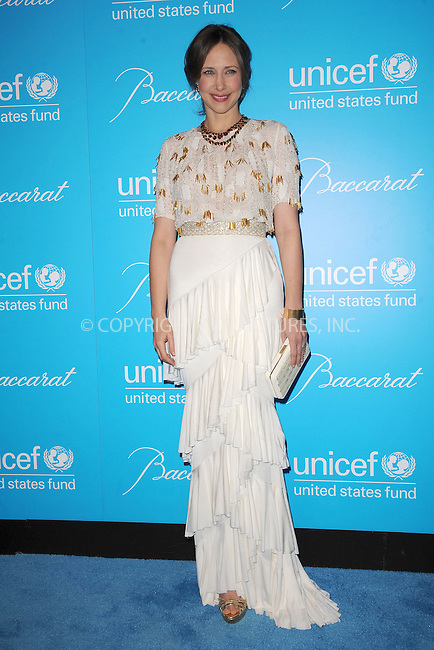 WWW.ACEPIXS.COM . . . . . .November 29, 2011, New York City....Vera Farmiga attends 2011 UNICEF Snowflake Ball at Cipriani 42nd Street on November 29, 2011 in New York City. ....Please byline: KRISTIN CALLAHAN - ACEPIXS.COM.. . . . . . ..Ace Pictures, Inc: ..tel: (212) 243 8787 or (646) 769 0430..e-mail: info@acepixs.com..web: http://www.acepixs.com .