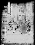 Frederick Stone negative. Dr. Crane and family, 1892