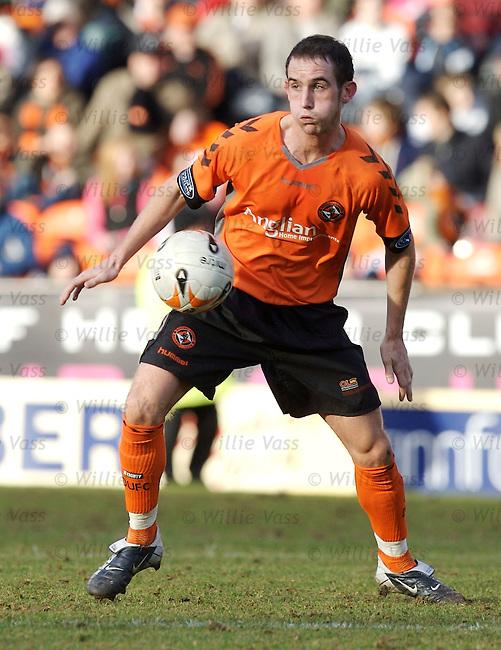 Mark Kerr, Dundee Utd.stock season 2006-2007.pic willie vass