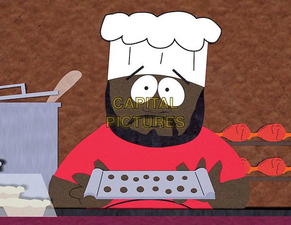 CHEF.in South Park.*Editorial Use Only*.Ref: FB.www.capitalpictures.com.sales@capitalpictures.com.Supplied by Capital Pictures.
