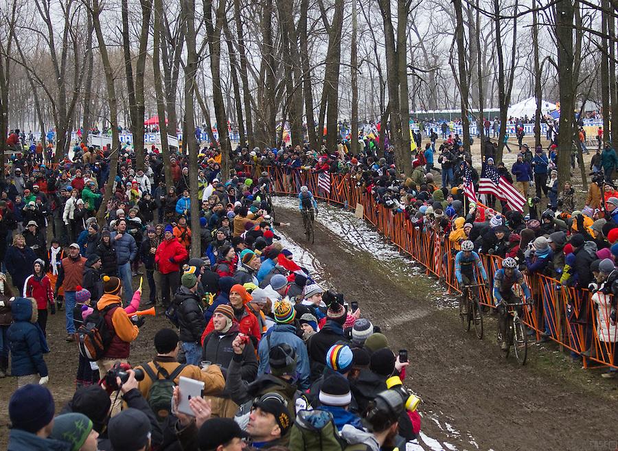 2013 World Cyclocross Championships, Louisville, Kentucky.
