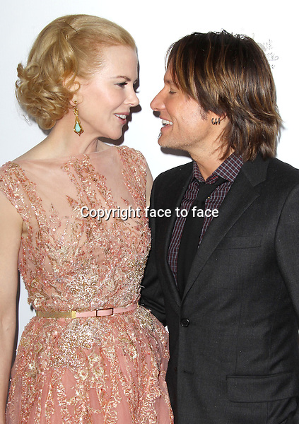 Nicole Kidman and Keith Urban at the 2013 G'Day USA Los Angeles Black Tie Gala at JW Marriott Los Angeles at L.A. LIVE in Los Angeles, California, 12.01.2013...Credit: MediaPunch/face to face..- Germany, Austria, Switzerland, Eastern Europe, Australia, UK, USA, Taiwan, Singapore, China, Malaysia and Thailand rights only -