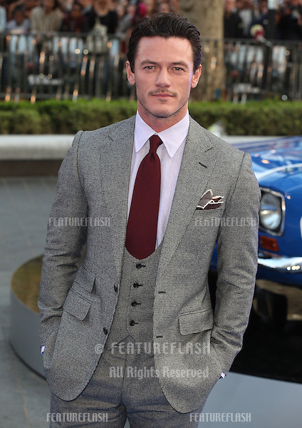 Luke Evans arriving for the 'Fast And Furious 6' Premiere, at Empire Leicester Square, London. 07/05/2013 Picture by: Alexandra Glen / Featureflash