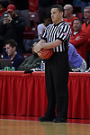 15 March 2017:  Rob Kueneman during a College NIT (National Invitational Tournament) mens basketball game between the UC Irvine Anteaters and Illinois State Redbirds in  Redbird Arena, Normal IL