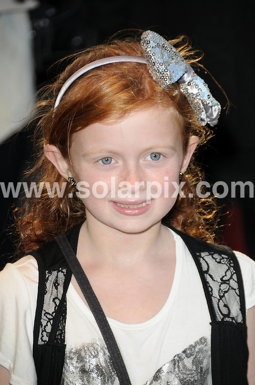 **ALL ROUND PICTURES FROM SOLARPIX.COM**                                             **WORLDWIDE SYNDICATION RIGHTS**                                                                                  Caption: Arrivals at the UK film premiere of Legend Of The Guardians.  Held at the Odeon West End, Leicester Square, London, UK. 10 October 2010.                                                                              This pic: Maisy Smith                                                                                             JOB REF: 12274 MSR       DATE: 10_10_2010                                                           **MUST CREDIT SOLARPIX.COM OR DOUBLE FEE WILL BE CHARGED**                                                                      **MUST AGREE FEE BEFORE ONLINE USAGE**                               **CALL US ON: +34 952 811 768 or LOW RATE FROM UK 0844 617 7637**