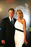 Arianne Zucker & husband Kyle Lowder - Red Carpet - 37th Annual Daytime Emmy Awards on June 27, 2010 at Las Vegas Hilton, Las Vegas, Nevada, USA. (Photo by Sue Coflin/Max Photos)