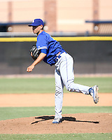 Geison Aguasviva / Los Angeles Dodgers 2008 Instructional League..Photo by:  Bill Mitchell/Four Seam Images