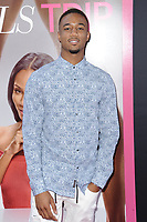 www.acepixs.com<br /> <br /> July 13 2017, LA<br /> <br /> Jessie Usher arriving at the premiere of Universal Pictures' 'Girls Trip' at the Regal LA Live Stadium 14 on July 13, 2017 in Los Angeles, California.<br /> <br /> <br /> By Line: Peter West/ACE Pictures<br /> <br /> <br /> ACE Pictures Inc<br /> Tel: 6467670430<br /> Email: info@acepixs.com<br /> www.acepixs.com
