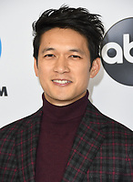 05 February 2019 - Pasadena, California - Harry Shum Jr.. Disney ABC Television TCA Winter Press Tour 2019 held at The Langham Huntington Hotel. <br /> CAP/ADM/BT<br /> &copy;BT/ADM/Capital Pictures