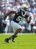 Penn State DE Aaron Maybin (59)