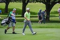 Tyrrell Hatton (ENG) makes his way down 2 during round 3 of the 2019 Charles Schwab Challenge, Colonial Country Club, Ft. Worth, Texas,  USA. 5/25/2019.<br /> Picture: Golffile | Ken Murray<br /> <br /> All photo usage must carry mandatory copyright credit (© Golffile | Ken Murray)