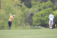 Jim Furyk (USA) on the 1st during the 1st round at the WGC Dell Technologies Matchplay championship, Austin Country Club, Austin, Texas, USA. 22/03/2017.<br /> Picture: Golffile | Fran Caffrey<br /> <br /> <br /> All photo usage must carry mandatory copyright credit (&copy; Golffile | Fran Caffrey)