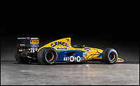 BNPS.co.uk (01202 558833)<br /> Pic: Bonhams/BNPS<br /> <br /> This Grand Prix-winning Formula One car that was driven by Michael Schumacher and Nelson Piquet has emerged for &pound;800,000. <br /> <br /> Three time champion Piquet rocketed the Benetton B191 to victory at the 1991 Canadian GP in the same year Schumacher, the greatest F1 driver of all time, raced it twice.<br /> <br /> The young German saw out his first season behind the wheel of the 650hp racer, three years before winning the first of his record-breaking seven drivers' championships. <br /> <br /> The motor is being offered by auctioneer Bonhams, which is selling it from the Circuit de Spa-Francorchamps in Belgium on May 21.
