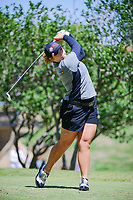 Ariya Jutanugarn (THA) watches her tee shot on 2 during round 4 of  the Volunteers of America Texas Shootout Presented by JTBC, at the Las Colinas Country Club in Irving, Texas, USA. 4/30/2017.<br /> Picture: Golffile | Ken Murray<br /> <br /> <br /> All photo usage must carry mandatory copyright credit (&copy; Golffile | Ken Murray)