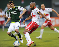 Portland Timbers vs New York Red Bulls June 19 2011