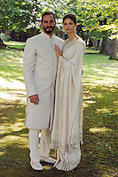 Prince Rahim Aga Khan marries Kendra Salwa Spears - Switzerland