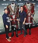 Mark Goffman and Len Wiseman at the Sleepy Hollow Special Screening held at the Hollywood Forever Cemetery Los Angeles, CA. June 2, 2014.