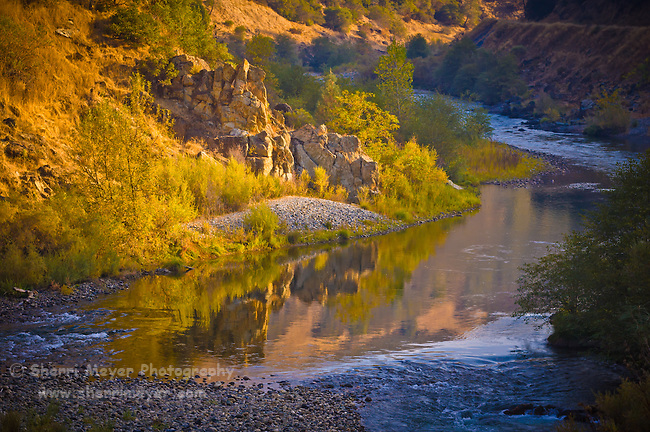 Middle fork of the American River, Auburn, CA
