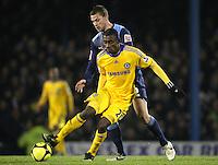 Southend Utd v Chelsea 14-Jan-2009