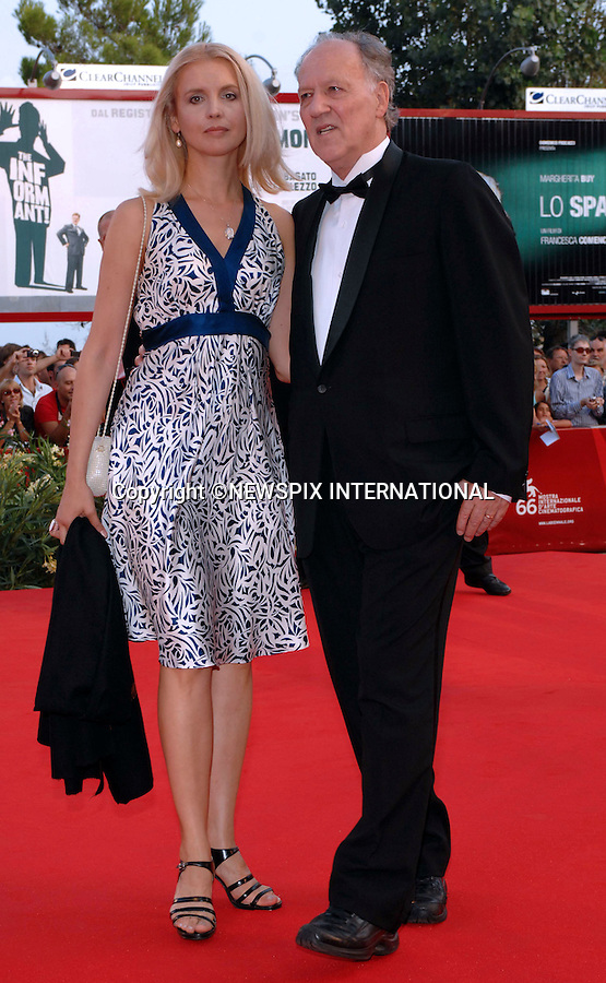 "HERZOG VERNER.at the  66th Venice Film Festival , Venice_02/09/2009.Mandatory Credit Photo: ©NEWSPIX INTERNATIONAL..**ALL FEES PAYABLE TO: ""NEWSPIX INTERNATIONAL""**..IMMEDIATE CONFIRMATION OF USAGE REQUIRED:.Newspix International, 31 Chinnery Hill, Bishop's Stortford, ENGLAND CM23 3PS.Tel:+441279 324672  ; Fax: +441279656877.Mobile:  07775681153.e-mail: info@newspixinternational.co.uk"