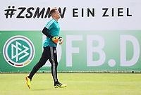 Torwart Marc-Andre ter Stegen (Deutschland Germany) - 29.05.2018: Training der Deutschen Nationalmannschaft gegen die U20 zur WM-Vorbereitung in der Sportzone Rungg in Eppan/Südtirol