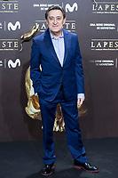 Mariano Pena attends to the premiere of 'La Peste' at Callao Cinemas in Madrid, Spain. January 11, 2018. (ALTERPHOTOS/Borja B.Hojas) /NortePhoto.com NORTEPHOTOMEXICO