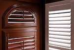 Contemporary window shutters