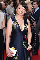 Jo Hartley<br /> at the Empire magazine Film Awards 2016 held at the Grosvenor House Hotel, London<br /> <br /> <br /> ©Ash Knotek  D3100 20/03/2016