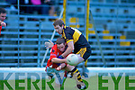 Andrew Kennelly Dr Crokes Conor O'Sullivan RathmoreDr Crokes v Rathmore in the O'Donoghue Cup East Kerry final in Killarney on Saturday
