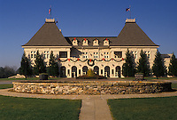 AJ3919, winery, Georgia, castle, Chateau Elan Winery in Braselton in the state of Georgia.