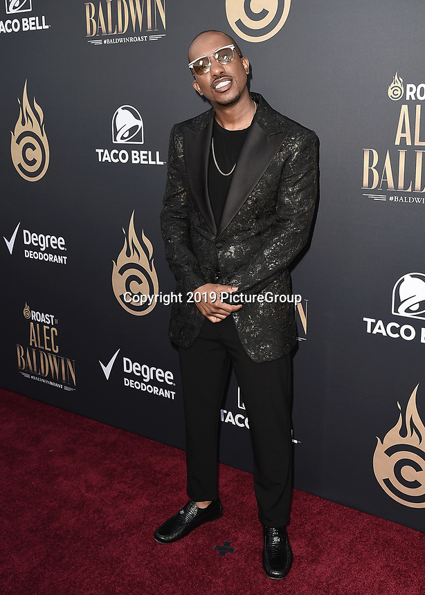 """BEVERLY HILLS - SEPTEMBER 7:  Chris Redd attends the """"Comedy Central Roast of Alec Baldwin"""" at the Saban Theatre on September 7, 2019 in Beverly Hills, California. (Photo by Scott Kirkland/PictureGroup)"""