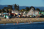Santa Cruz Beach Boardwalk, CA