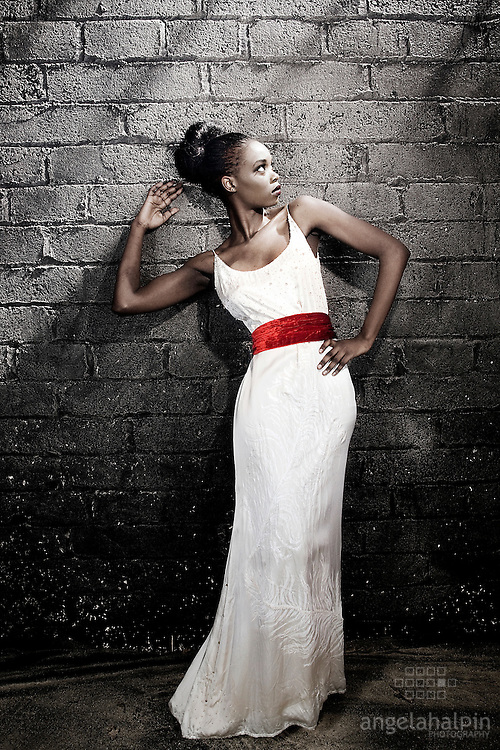 Photography: Angela Halpin.Creative Director: Jason Foran.www.jangproductions.net.Make Up: Nadia Macari.Model: Dimakatso Mogwaneng.Dress Designer: Caiomhe Keane