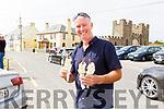 John Tobin (Tournafulla) enjoying 3 99's   at the Ballyheigue Summer Fest Parade on Sunday