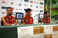 2012.07.15 Training Spain olynpic games, road to london
