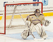Megan Miller (BC - 32) - The Boston College Eagles defeated the visiting Harvard University Crimson 3-1 in their NCAA quarterfinal matchup on Saturday, March 16, 2013, at Kelley Rink in Conte Forum in Chestnut Hill, Massachusetts.